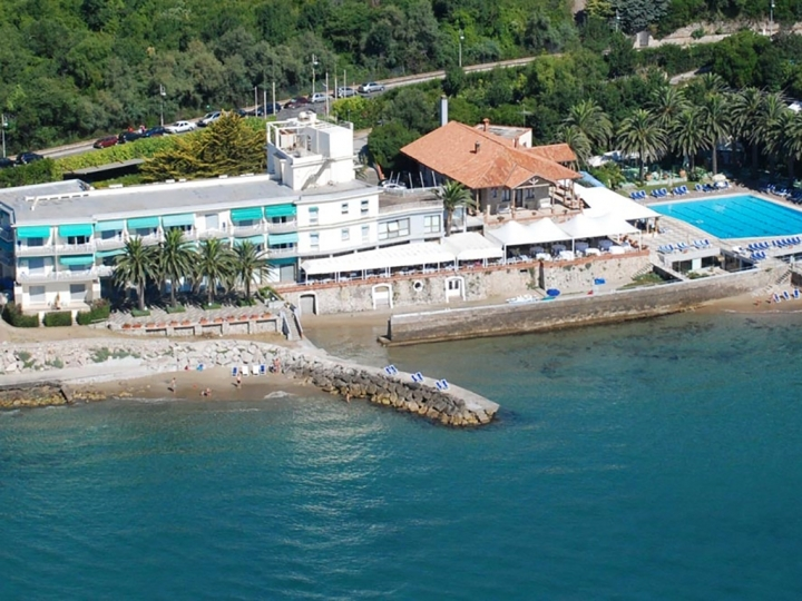 Capodanno Hotel Maga Circe San Felice Circeo Foto